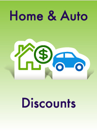 Home and Auto Discounts